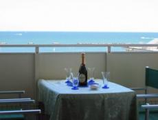 Miramare Apartment in Cesenatico, Romagna (sleeps 6)