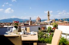 Suite Honey Moon (slepps2+2) - in Florence city center